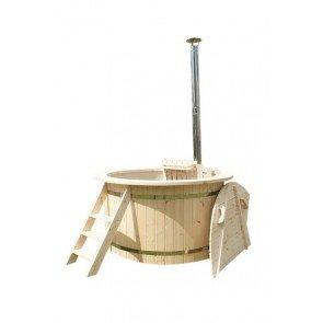 Interline Hot tub 185 cm, houtgestookt