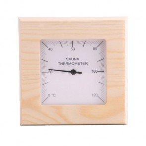 Sauna Thermometer, Pine