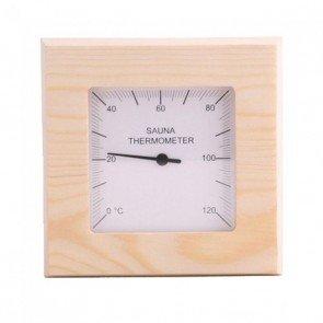 Sauna Thermometer, Thermisch Behandeld