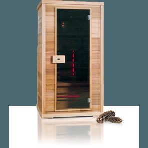 Nobel Infraroodsauna 110 Sauna Infraroodcabine DEMO
