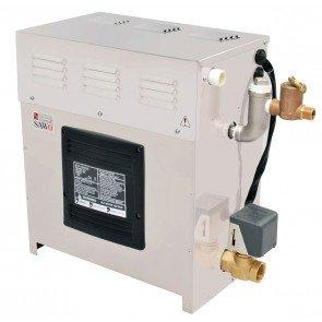 Sawo Stoom generator 6 kW, 3 fase, tot 10 m³