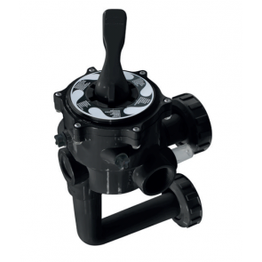 "Astral 6-wegklep side-mount 2"" voor Pentair & Jupiter-Pro"