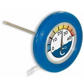 Thermometer drijvend