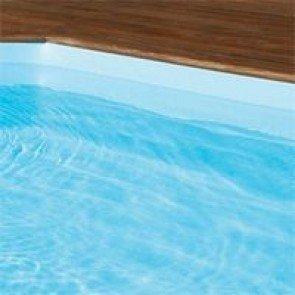 Liner voor Cerland zwembad Square 12x4 144 - blauw