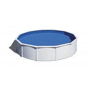 Gré Atlantis stalen zwembad - 460 x 132 cm