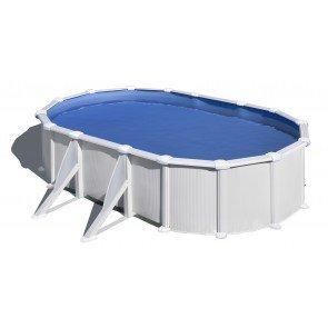 Gré Atlantis stalen zwembad - 610 x 375 x 132 cm