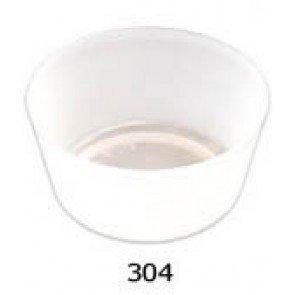 Plastic sauna binnenemmer, 3 liter