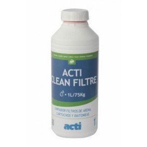 ACTI zandfilter ontkalker 1 liter