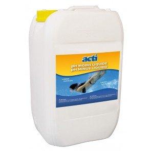 ACTI vloeibaar pH minus 20 Liter