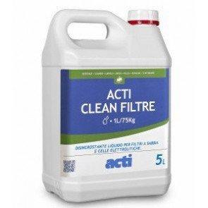ACTI zandfilter ontkalker 5 liter