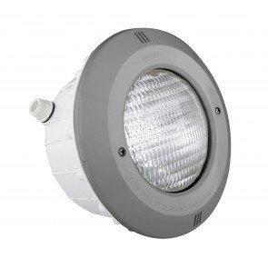 Astral 300W zwembadlamp met inbouwnis + ABS front (grijs)