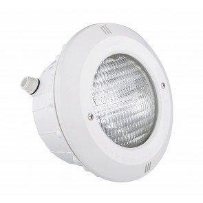 Astral 300W zwembadlamp met inbouwnis + ABS front (wit)