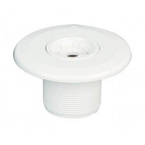 Astral verstelbare inspuiter (Ø14/20/25 mm) voor beton - wit