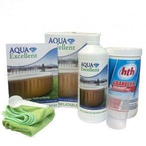 Aqua Excellent pakket voor opblaasbare spa's