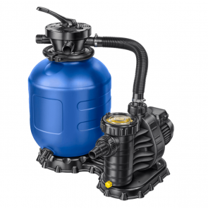 Aqua Plus AQ 400+ zandfilterset - 8 m3/u