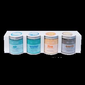 AquaFinesse badzout voor spa en hottub (4 x 370 gram)