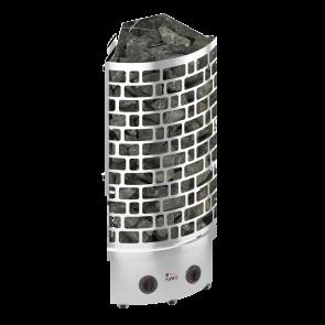 Sawo ARI Tower saunakachel hoekmodel 9 kW (ingebouwde besturing)