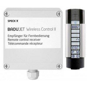 Speck Badu Jet wireless control + afstandsbediening