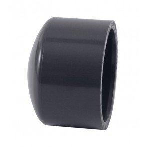 PVC eindkap (verlijmbaar) 63 mm