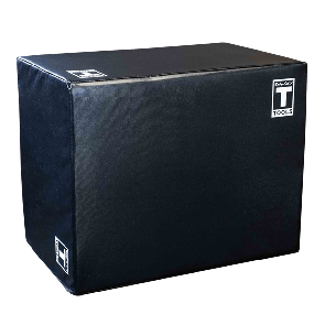 Body-Solid Soft Plyo Box 50 cm - 60 cm - 75 cm