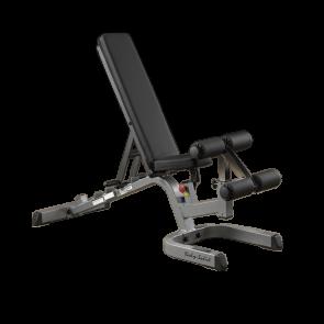 Body Solid GFID71 Heavy Duty verstelbare fitnessbank