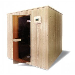 BH200D sauna 200 x 225 x 205 cm - Polarfichte