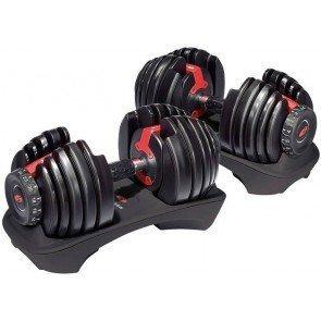 BowFlex 552i SelectTech dumbbells 24 kg (2 stuks)