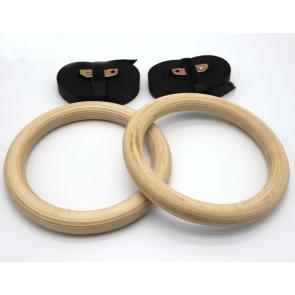 Burn Gear Houten gym ringen