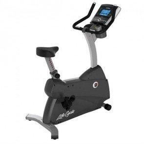 Life Fitness Hometrainer C3 met GO-console - Gebruikt