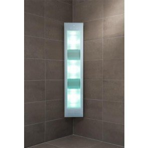 Sunshower Combi White | Rhodos Wellness