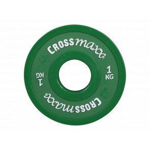Crossmaxx LMX95 ELITE fractional plate 1 kg