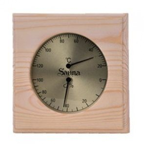 Sauna Thermo Hygrometer Basic