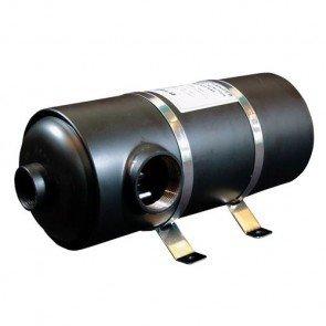 Pahlen Maxi-flow verticale RVS warmtewisselaar - 40kW