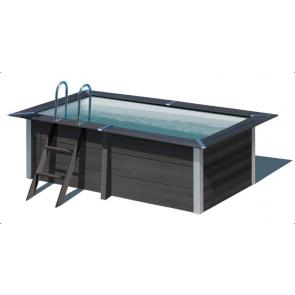 Gre Avantgarde composiet zwembad set - 326 x 186 x 96 cm