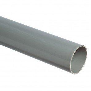 PVC drukbuis Ø50 x 2,0 mm PN8 L=5m (per meter)