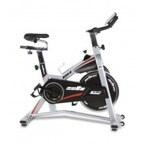 BH Fitness Spinning bike SB1.16 met smartphone houder