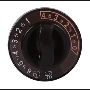 Timerknop voor Sawo Mini/Scandia/Nordex saunakachel