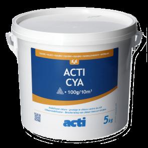 ACTI stabilisatie poeder (CYA) 5 kg