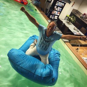 Sit In Pool,  drijvende zwembadstoel