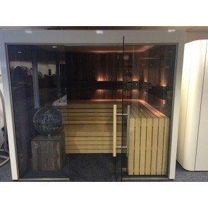 VSB Sauna Cabine Royal 250 x 210 x 222cm Showmodel