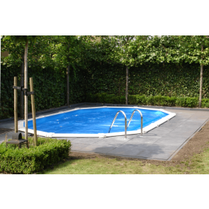 Interline zwembad Century 850 x 490 cm x 132 (d)