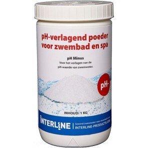 Interline Zwembad pH minus 1 kg