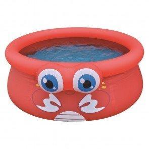 Jilong dieren kinderzwembad Krab
