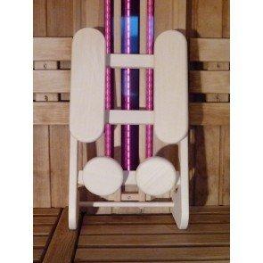 HaLu Rugsteun sauna Backrest Espen