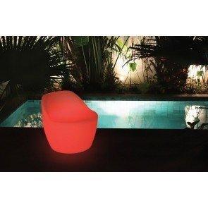 Zwembad Sfeerverlichting Lichtgevende Stoel