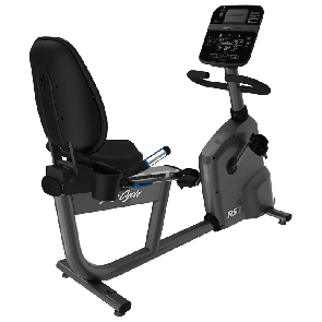 Life Fitness Ligfiets RS3 met Track+ Console