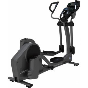 Life Fitness E5 crosstrainer - Track Connect Console