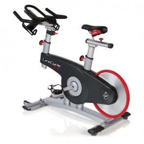 Life Fitness Spinningbike Lifecycle GX demo