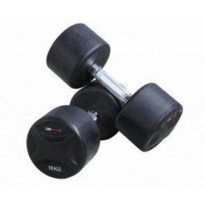 Lifemaxx LMX79 fixed dumbbells 1 kg (2 stuks)