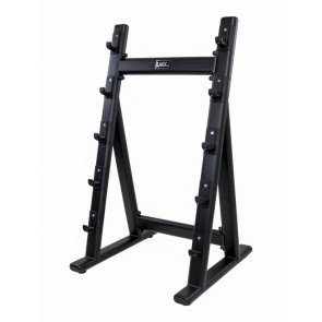 Lifemaxx LMX1066 barbell rack voor 5 barbells
